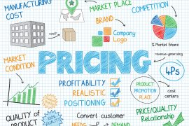 pricing of industrial products is a sales strategy conducted by industrial seller companies