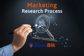 marketing research process can be managed in 5 steps
