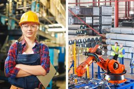 industrial manufacturing